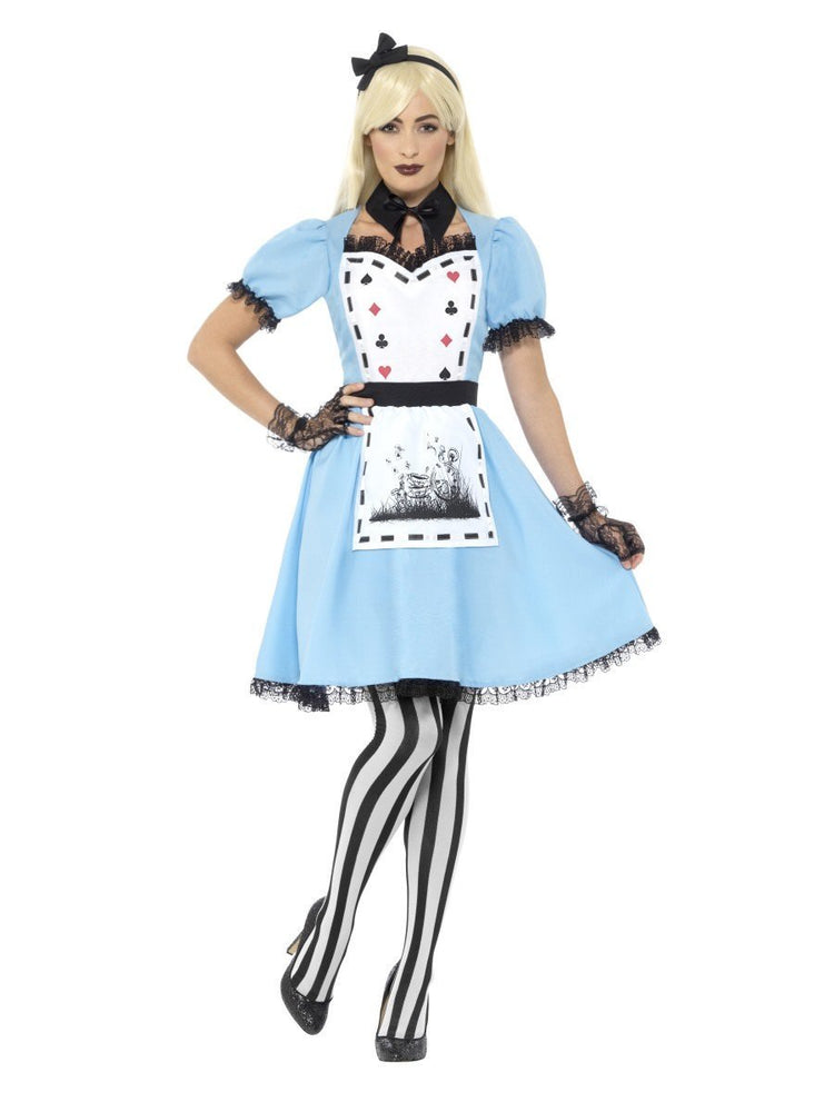 Smiffys Deluxe Dark Tea Party Costume - 44712