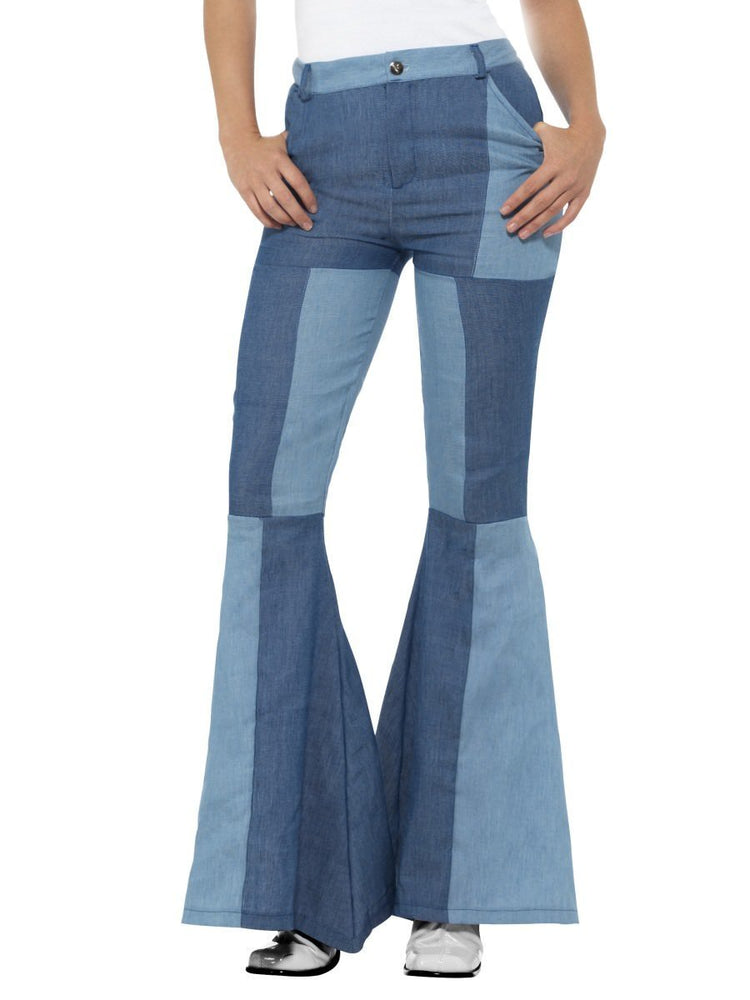 Deluxe Flared Trousers, Ladies21476