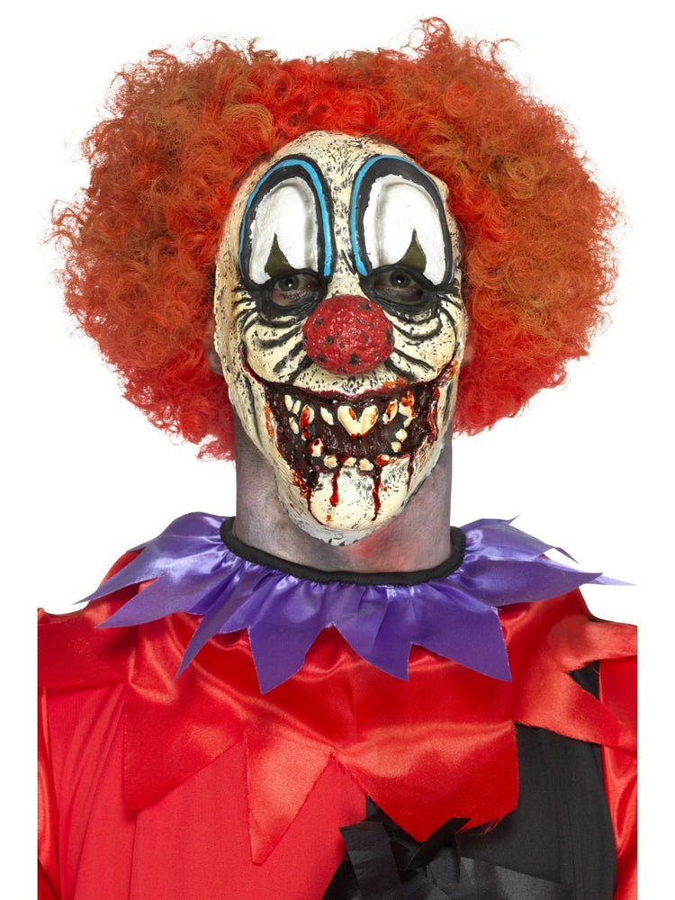 Smiffys Deluxe Foam Latex Special FX Clown Prosthetic - 46794