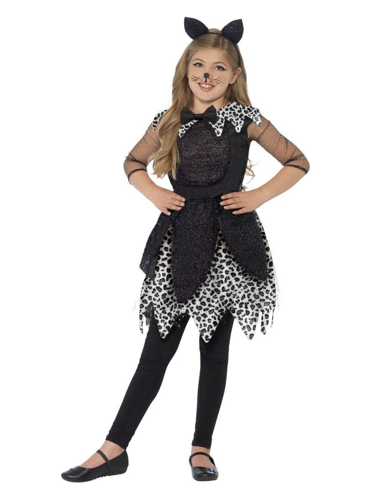 Smiffys Deluxe Midnight Cat Costume - 44287