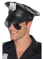 Smiffys Deluxe Police Hat - 48043