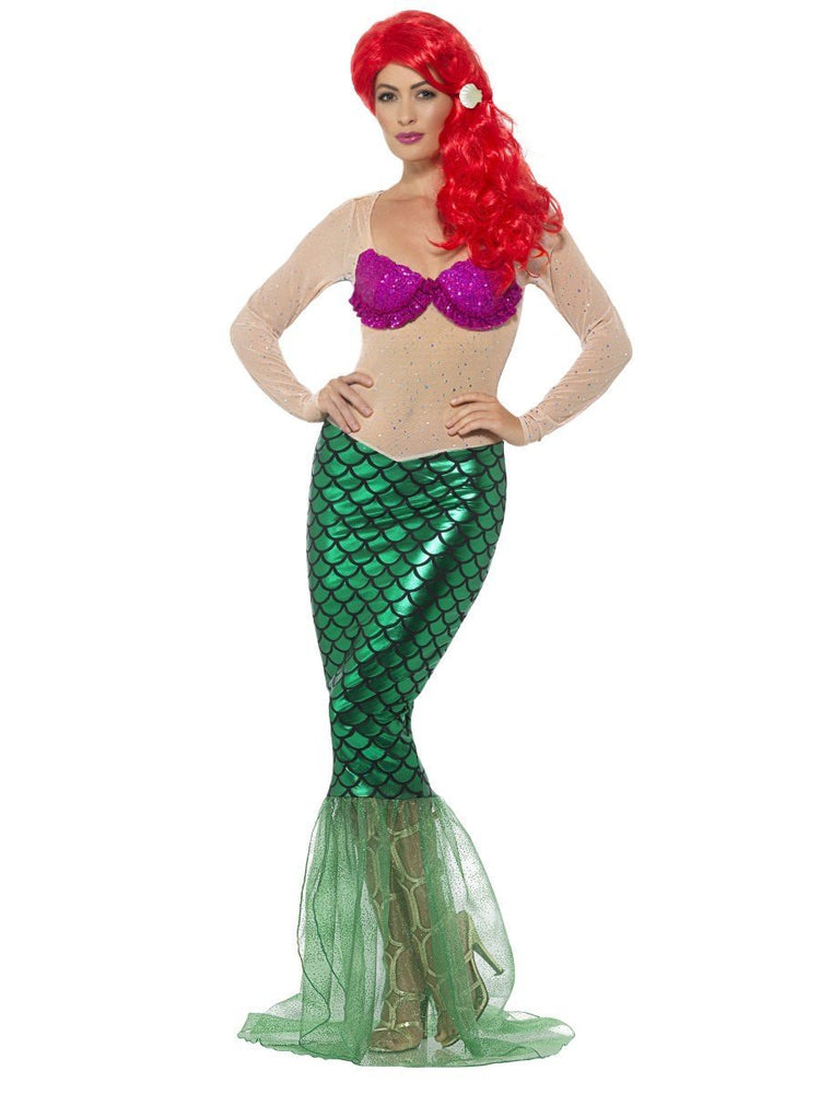 Smiffys Deluxe Sexy Mermaid Costume - 44637