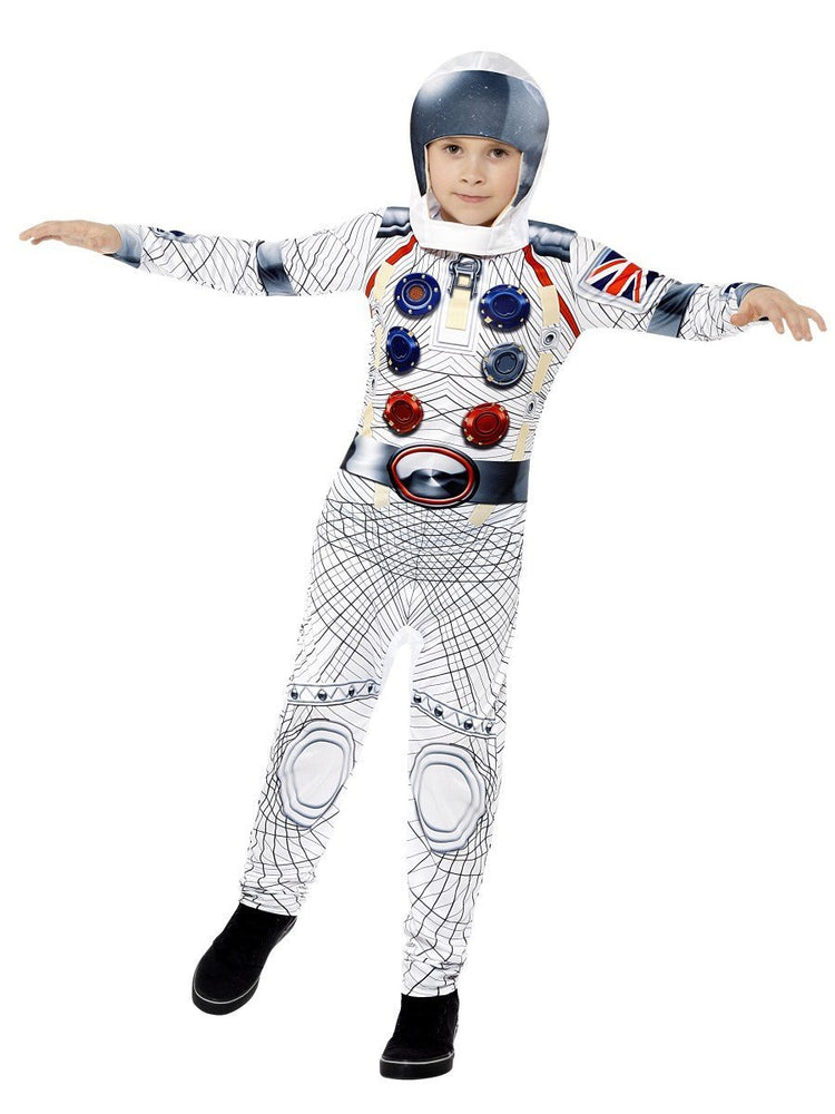 Smiffys Deluxe Spaceman Costume - 43180