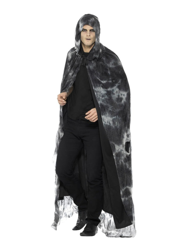 Smiffys Deluxe Spellbound Decayed Cape - 45108