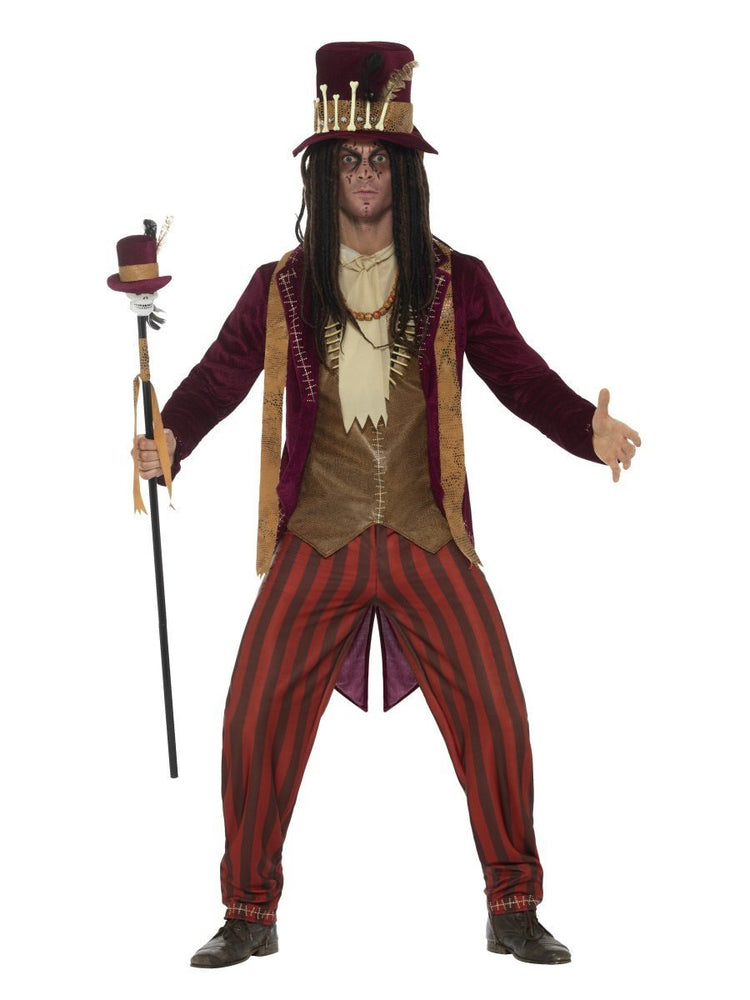 Smiffys Deluxe Voodoo Witch Doctor Costume - 46875