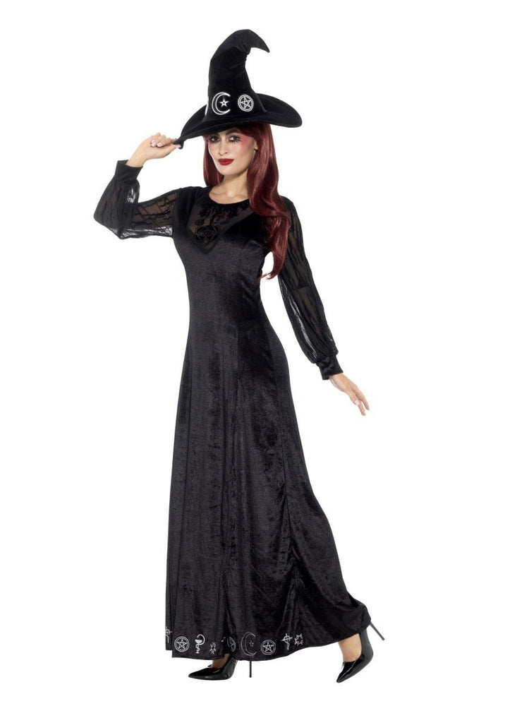 Deluxe Witch Craft Costume48015