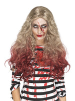 Smiffys Deluxe Zombie Blood Drip Wig - 46855