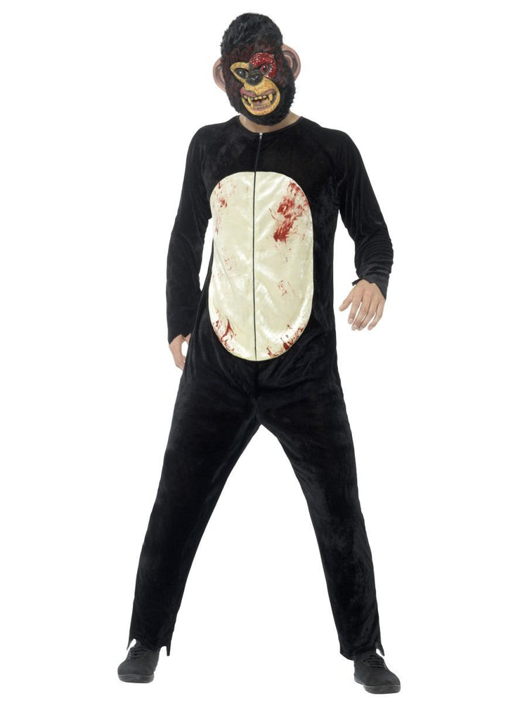 Smiffys Zombie Chimp Adult Men's Costume - 45270