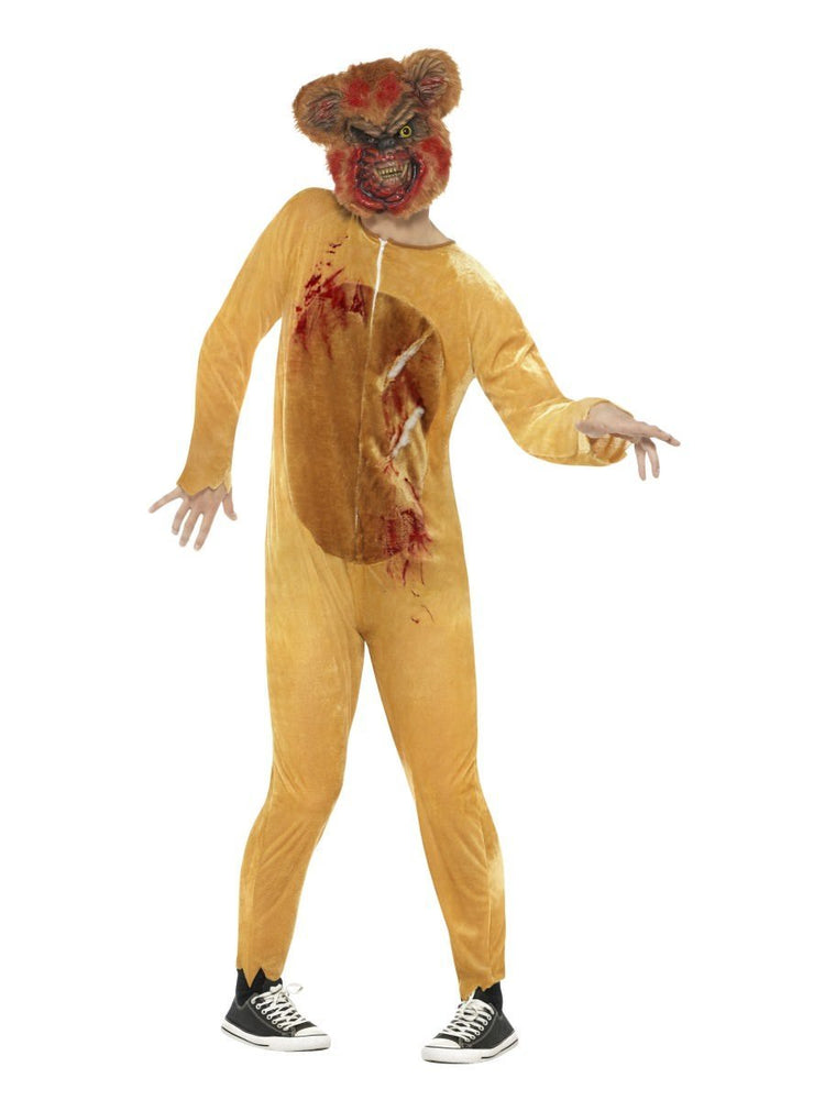 Smiffys Zombie Teddy Bear Adult Men's Costume - 45268