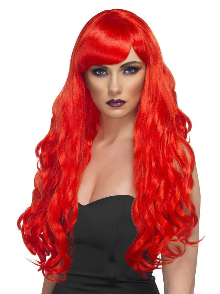 Red Desire Wig