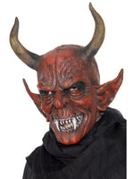 Demon Devil Mask, Red