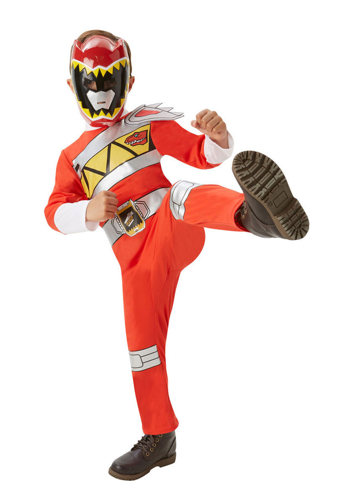 Red Dino Charge Power Rangers Classic Costume