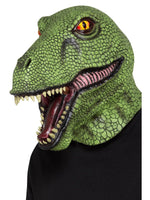 Smiffys Dinosaur Latex Mask - 48960