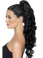Divinity Hair Extension, Black, Curly42308