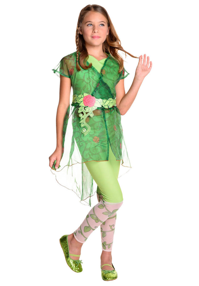 Poison Ivy Deluxe DC Comics Superhero Girls Costume