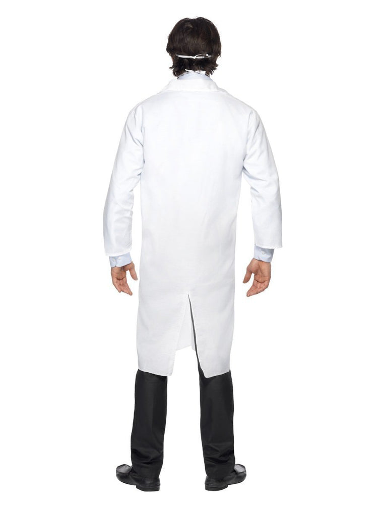 DOCTOR'S WHITE COAT & MASK,Display Pack