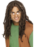 Smiffys Dreadlock Wig, Brown - 42192