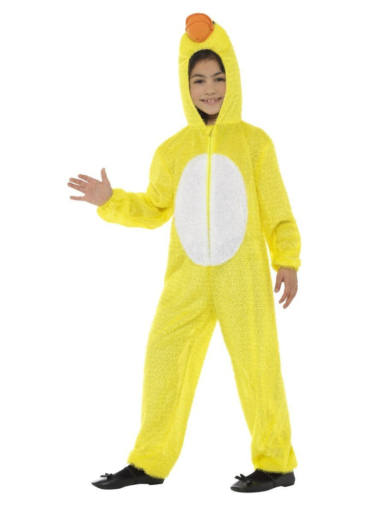 Smiffys Duck Costume, Child. Medium - 48189
