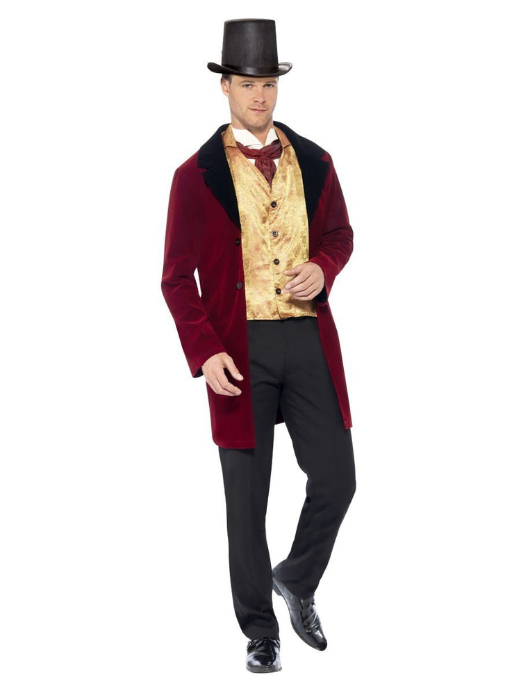 Smiffys Edwardian Gent Deluxe Costume - 43419