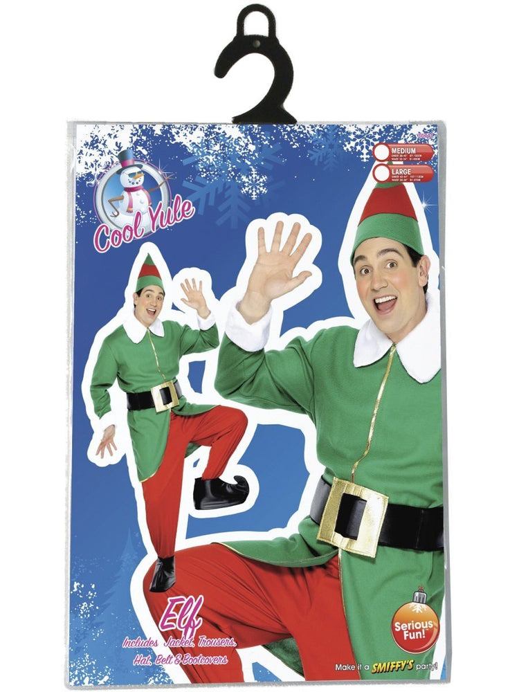 Elf Costume, White Collar