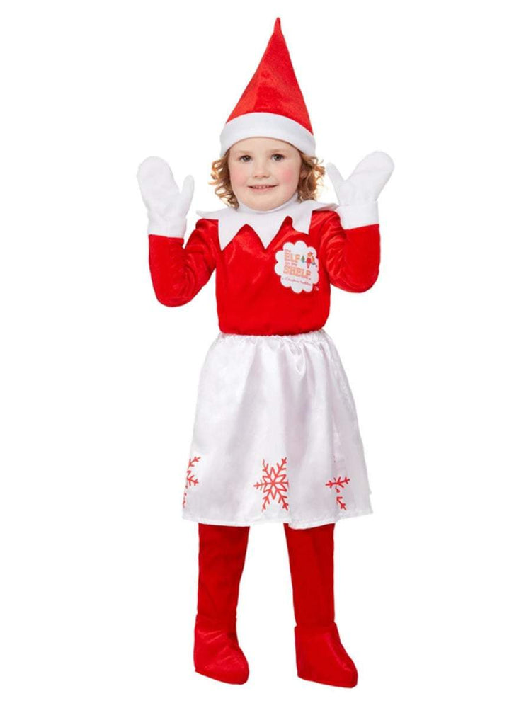 Smiffys Elf on the Shelf Girl Costume - 52241