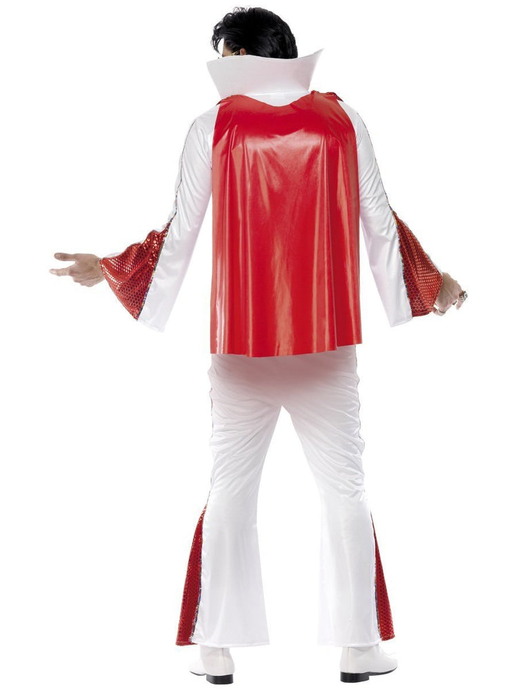 Elvis Costume - White