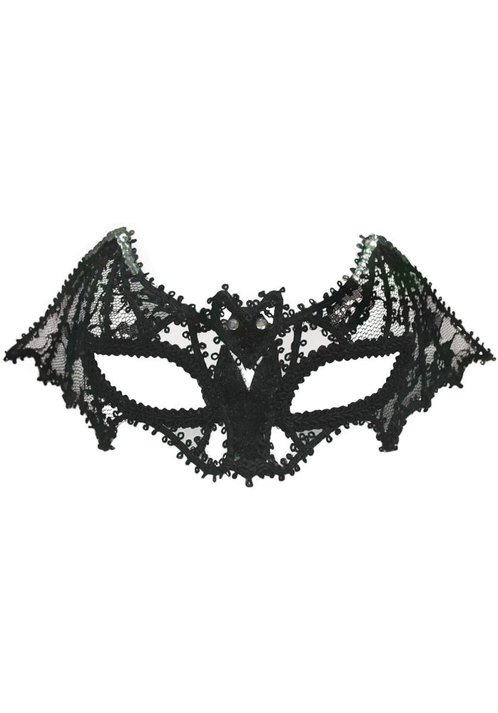 Lace Bat Mask