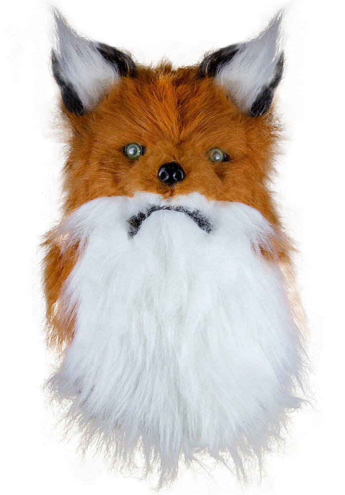 Mr Fox Mask Featuring Moving Mouth
