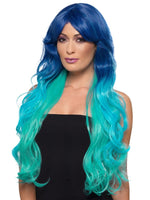 Fashion Mermaid Wig, Extra Long