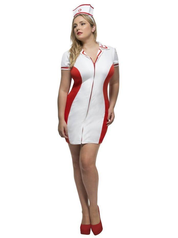 Fever Curves Nurse Cos (X2)
