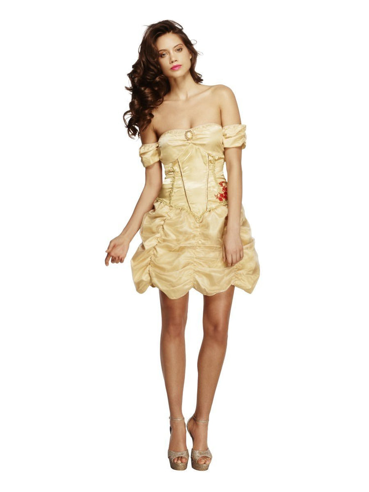 Fever Golden Princess Costume