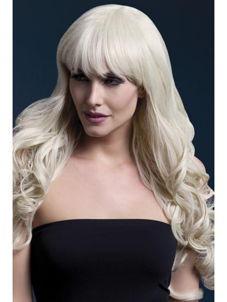 Smiffys Fever Isabelle Wig, Blonde - 42514