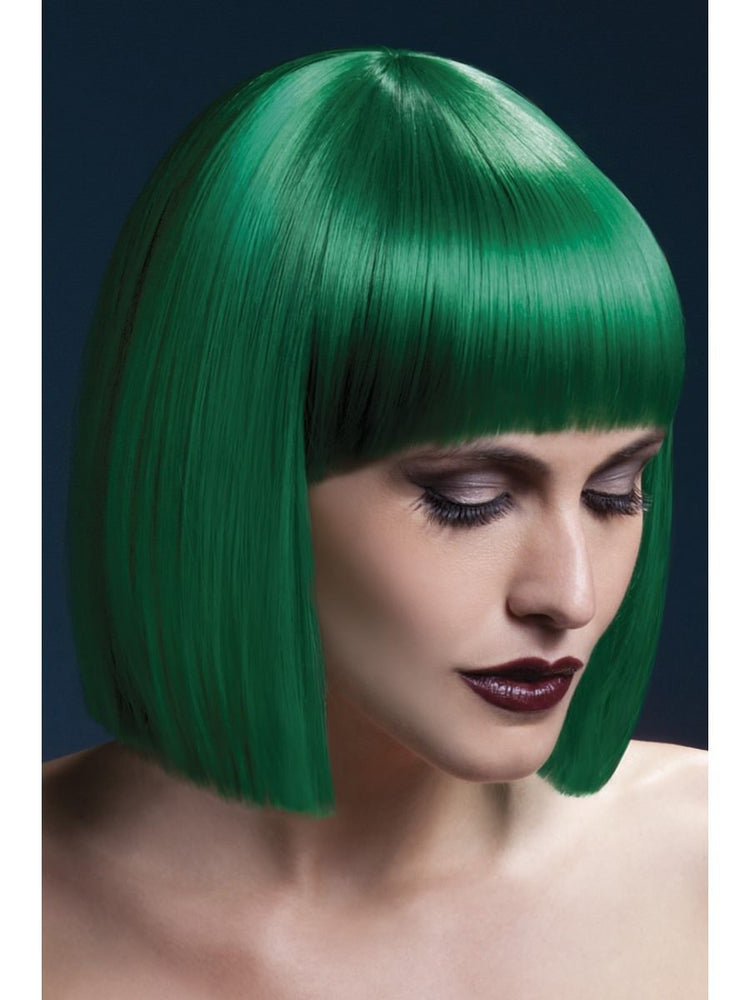 Fever Lola Wig 12in Green