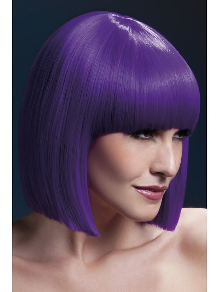 Fever Lola Wig 12in Purple