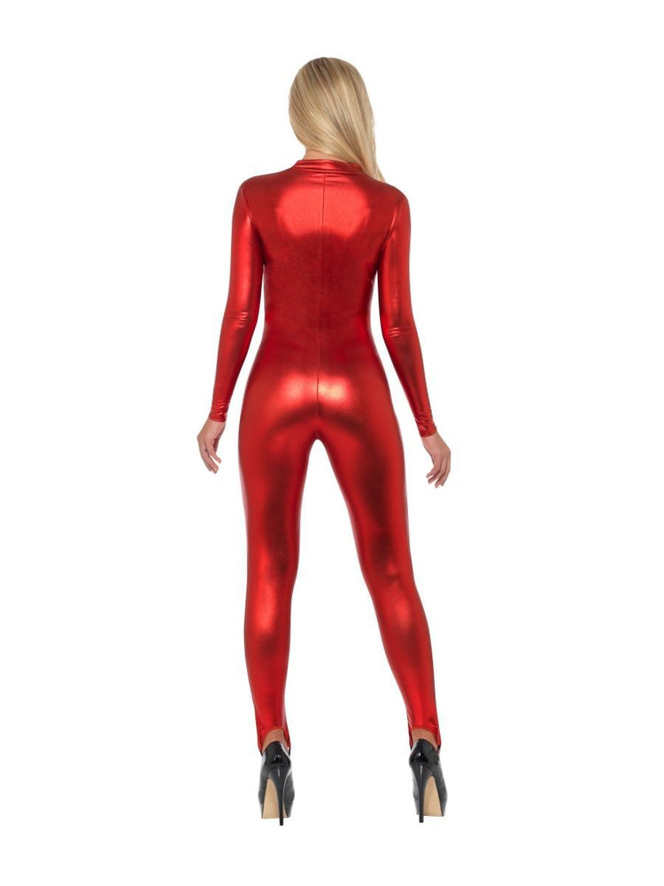Fever Miss Whiplash Costume Red
