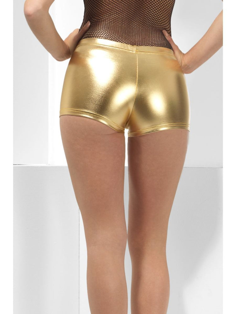 Gold Fever Miss Whiplash Shorts49673