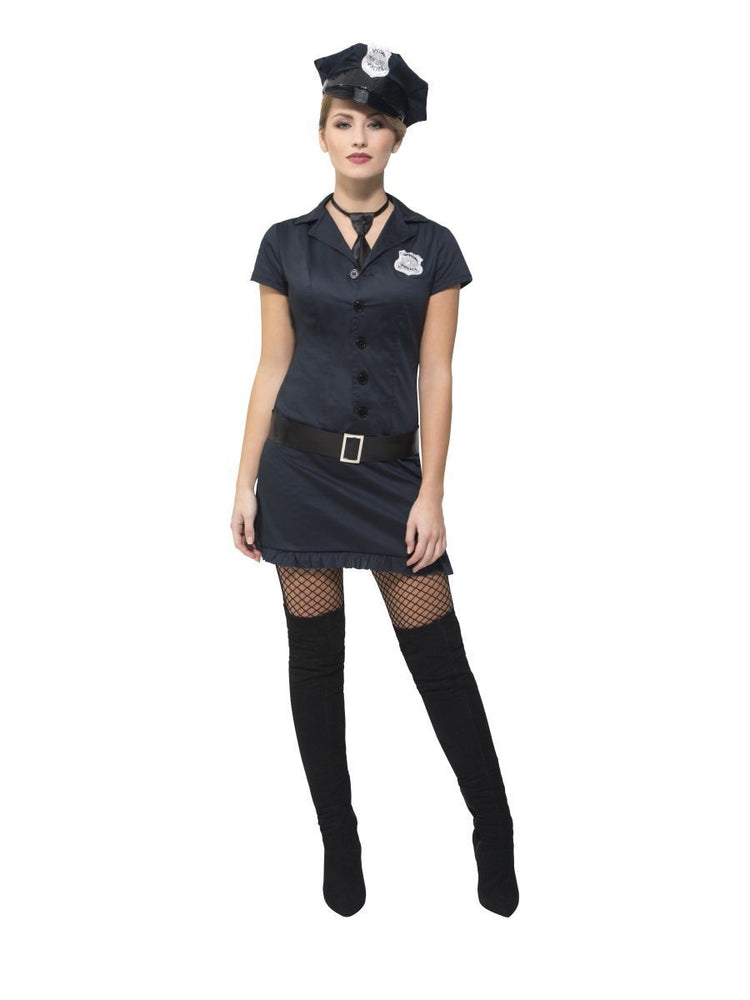 Smiffys Fever Naughty Cop - 32036