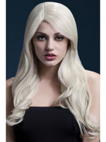 Smiffys Fever Nicole Wig, Blonde - 42526