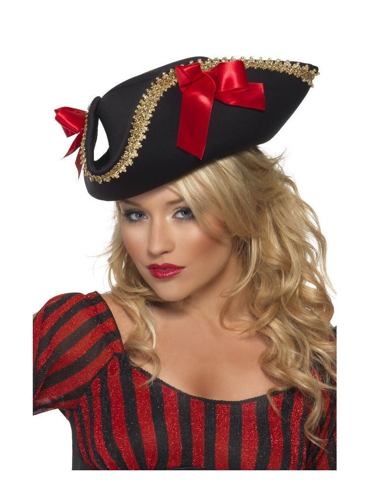 Smiffys Fever Pirate Hat - 24206