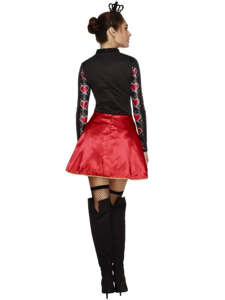 Queen Of Hearts Costume, Fever