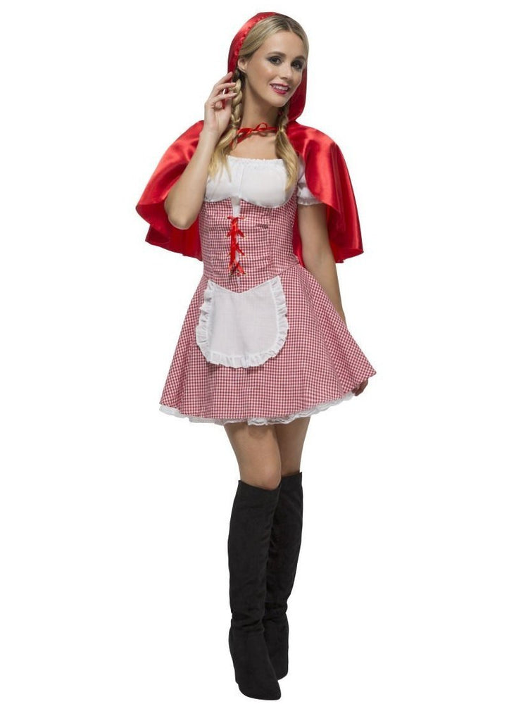 Fever Red Riding Hood (m)