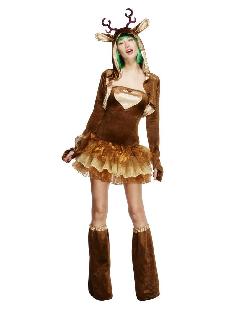 Reindeer Costume, Fever Collection