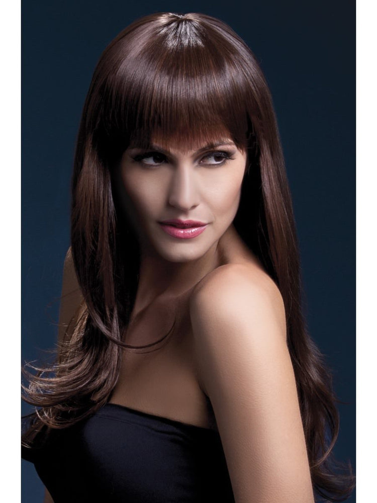 Fever Sienna Wig, Brown42551