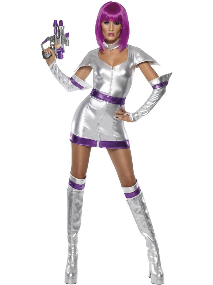 Smiffys Fever Space Cadet Costume - 33469