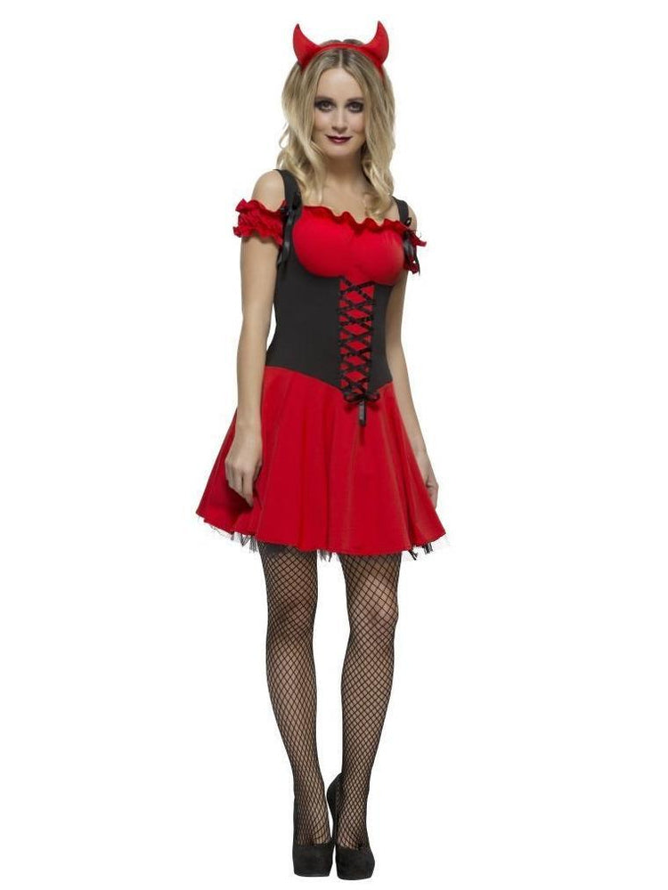 Smiffys Fever Wicked Devil Costume - 30886