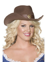 Smiffys Fever Wild West Cowboy Hat - 36267