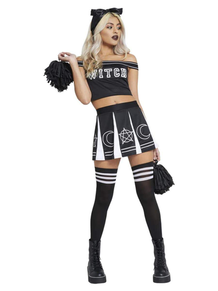Fever Witch Cheerleader Costume52175