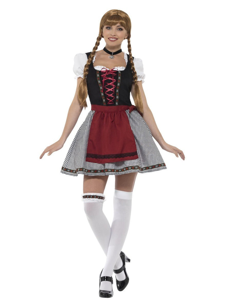 Flirty Frõulein Bavarian Costume