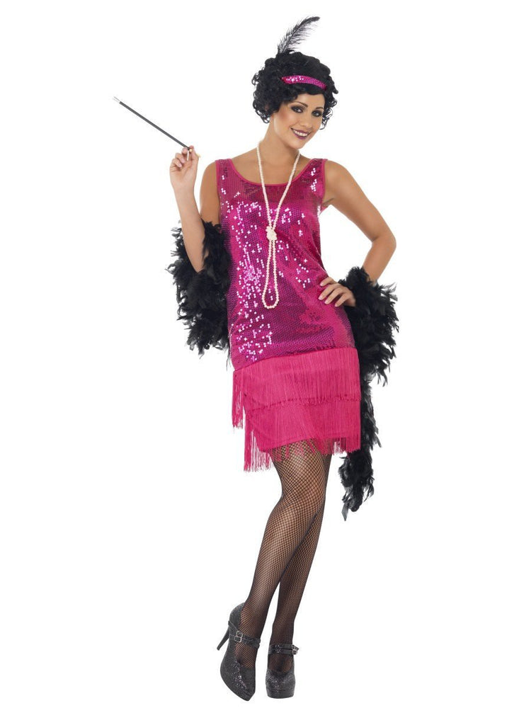 Smiffys Funtime Flapper Costume - 22417