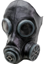 Gas Mask Deluxe, Halloween mask, war costumes